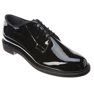 Bates 1301-B Mens High Gloss Durashocks Oxford Shoes
