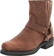 Bates 44109-B Mens Riding Collection Big Bend Zip On Harness Boot