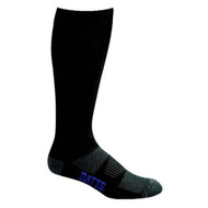 Bates Tactical Uniform Over The Calf Black 1 Pk Socks Made in the USA