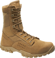 "Bates 22680-B Mens Cobra 8"" Coyote Side Zip Hot Weather Jungle Boot"