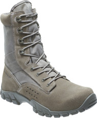 "Bates 22682-B Mens Cobra 8"" Sage Side Zip Hot Weather Jungle Boot"