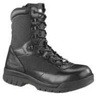 "Bates 2720-B Womens 8"" Steel Toe Side-Zip Boot 8 E US"