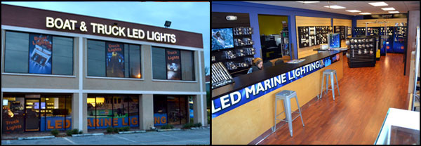 Apex Lighting South Florida Showroom