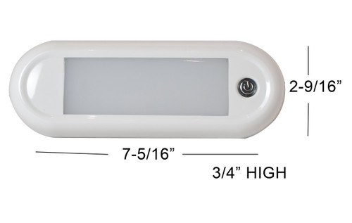 Touch Dome Light