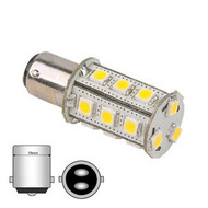 1142 B15D LED Replacement Bulb Bayonet 3.6W - Level Pins