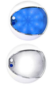EuroLED Dual-Color White/Blue LED Lamp