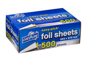 Easy-Pick Heavy Duty Foil Sheets - Medium