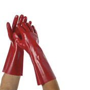 Multi Purpose PVC Gloves 40cm