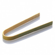 Bamboo Tongs 100mm