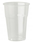 Polarcup 425ml Clear Plastic Cup