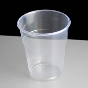 Anchor 200ml Clear Plastic Cups