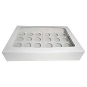 24 Pack Cupcake Boxes