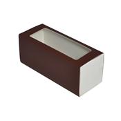 5 Pack Macaroon Box Chocolate