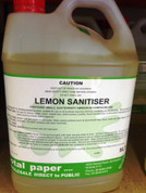 Lemon Sanitizer