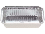 7231 (488) Foil Large Deep Oblong Half Gastronorm Container Base