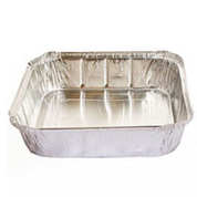 7313 Foil Deep Square Single Serve Container Base