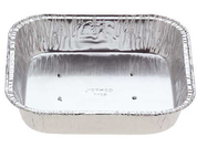 Confoil 6210 Foil Single Square Pie Containers