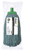 ED Oates VALUE 400 Colour Coded Mop Refill - Green
