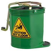 ED Oates Mop Bucket with Castors