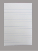 A4 Ruled Note Pads