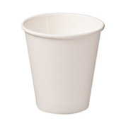 Castaway 4oz Single Wall Paper Cups