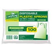 LDPE Plastic Aprons