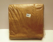 6 Square Brown Bags