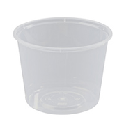 850ml Round Containers