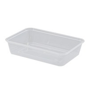 GE500ml Rectangular Container Base