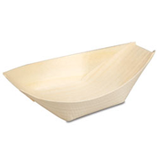 47806 Mini Bamboo Boats 70mm x 45mm (50)