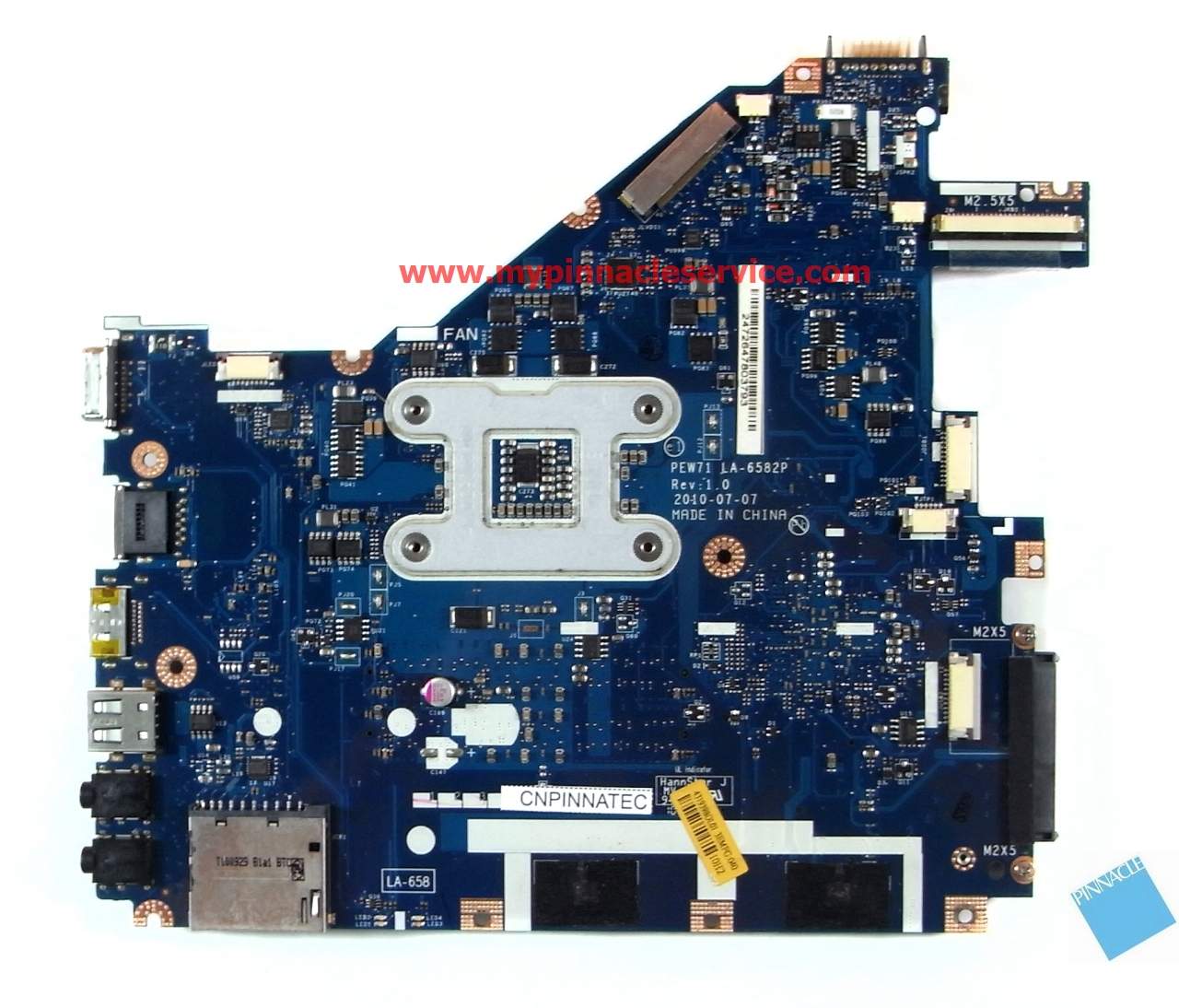 FMB-I Compatible with 4006211R Replacement for Gateway System Board T-1604M
