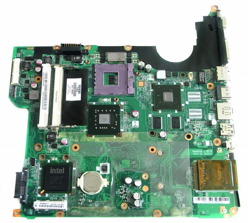 100/% TEST Motherboard Main Board for HP DV5 482324-001 502638-001