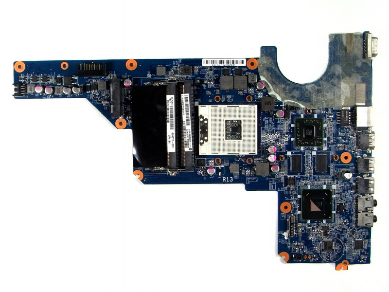 636375-001 Motherboard for HP Pavilion G4 G6 G7 31R13MB0040 DA0R13MB6E0