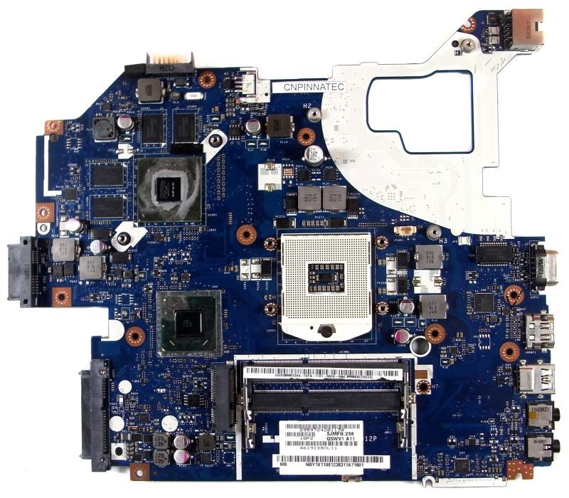 Gateway NE56R Intel Laptop Motherboard LA-7912P ACER ASPIRE E1-571 AS-IS PARTS