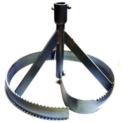 "3 Spoke Root Saw (15"", 18"", 21"" or 24"")"