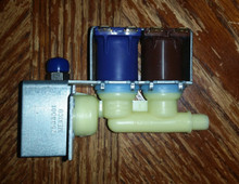 AMANA SOLENOID VALVE 12544001 NEW OEM FREE SHIPPING WITHIN US!!!!!!