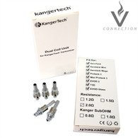 KangerTech Upgraded Replacement Coil Aerotank/Protank/Genitank 5 pack