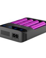 Efest, Efest Australia, Efest charger, Efest Battery Charger, Efest Lush, Efest Lush Q4, Efest LUSH Q4 Intelligent LED Charger