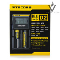 Nitecore D2 Intellicharger Digital Universal Battery Charger