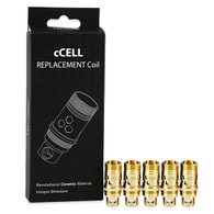 5 pack of Vaporesso Ceramic cCELL Coil