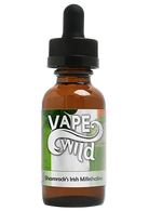 Shamrock's Irish Milkshake - by Vape Wild