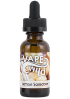 Lemon Sansation - by Vape Wild