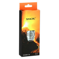 5 pack of SMOK V8 Baby-T8 Octuple Core