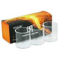 3 pack of SMOK TFV8 Pyrex Glass Tube - 6ml