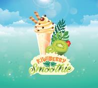 Kiwiberry Smoothie - Stardust Vapor