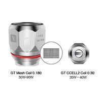 3 pack of Vaporesso Cascade One GT Coils