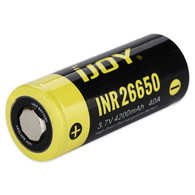 IJOY INR 26650 High-drain Li-ion Battery 40A 4200mAh