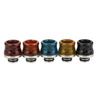 Snakeskin Resin 510 Drip Tip