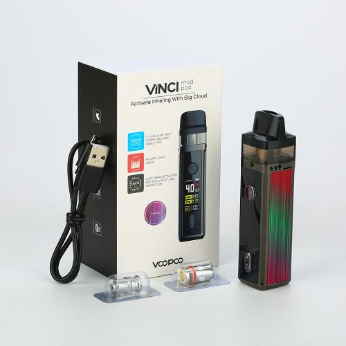 Voopoo, Voopoo Australia,  Voopoo Starter Kit, Voopoo Kit, VOOPOO VINCI Mod Pod VW Kit 1500mAh, Voopoo VINCI, VOOPOO VINCI Pod Mod, Voopoo PnP Coils, VOOPOO  PnP replacement coils,