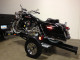 Ace Running Boards hauling Harley motorcycle back angle